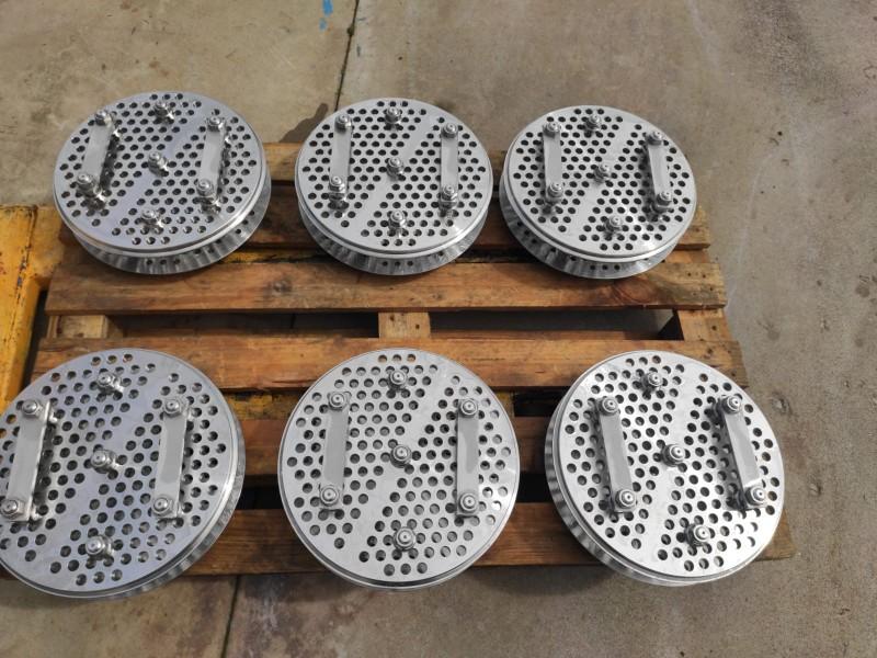 Manufacture of dorr clones in AISI-316L