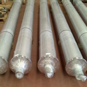 Carcasas de bombas para Veolia