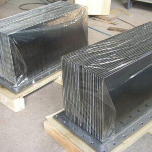 Chlorate cathodes