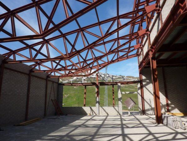 Structures pour toit