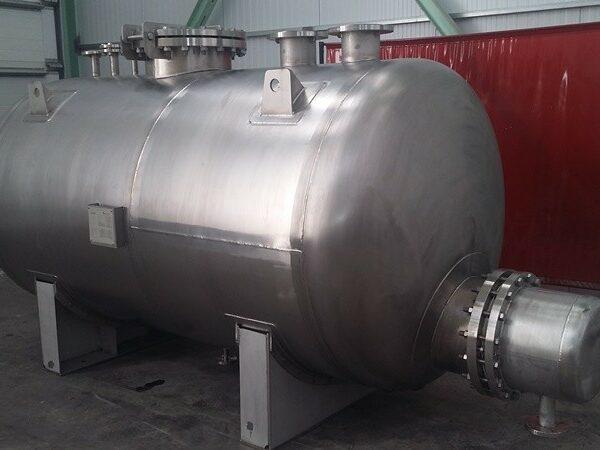 Evaporador titanio
