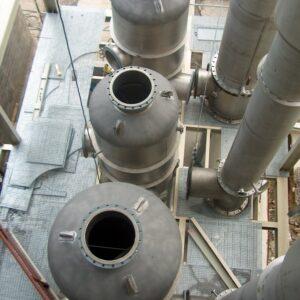 Condensadores de titanio