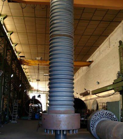 Hogar ondulado caldera de vapor 15.000 Kg/H