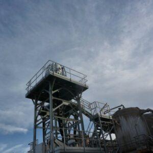 Construction et assemblage de structure et d'équipements industriels