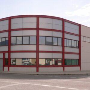 Hierros del Pirineo Warehouse