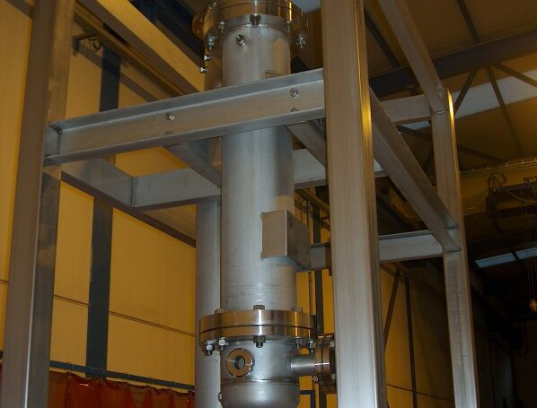 Planta piloto para la fabricación de Loctite