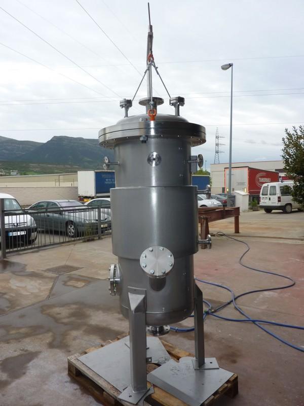 Réacteur à hydrogène pour Reflectia