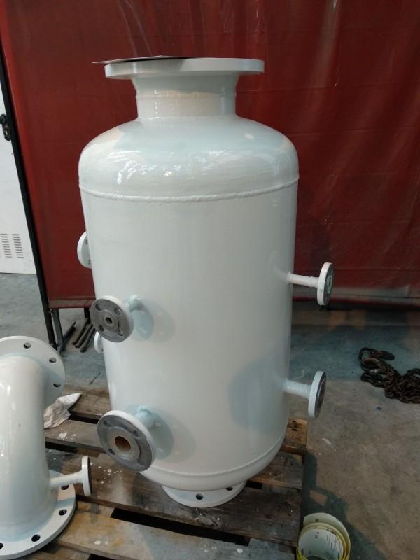Carbon steel compressor suction equipment